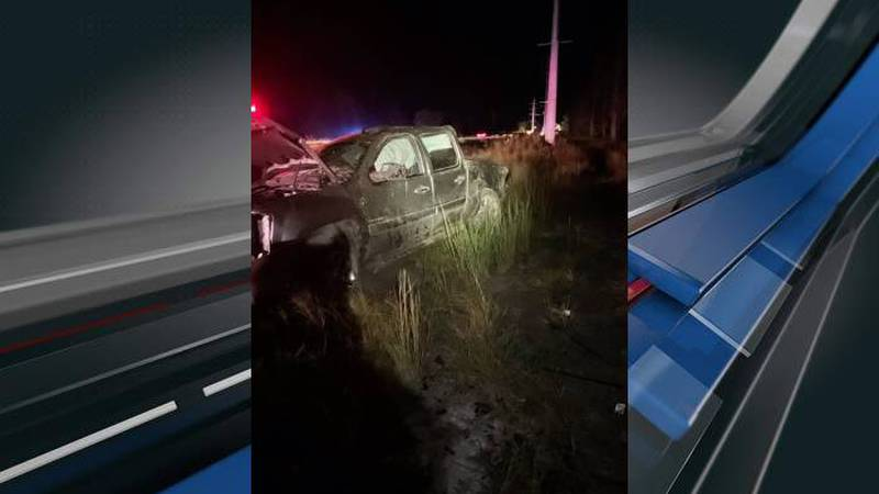 South Carolina Highway Patrol Master Trooper Brian Lee says one person died after being ejected...
