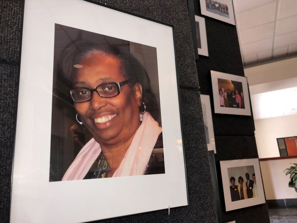Cynthia Graham Hurd, one of the victims of the 2015 shooting at Mother Emanuel AME Church,...