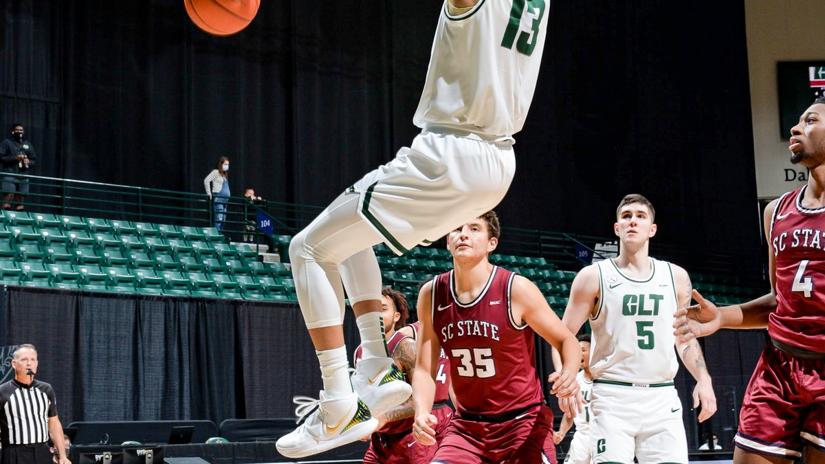South Carolina State dropped to 0-5 on the season with a loss at Charlotte on Monday