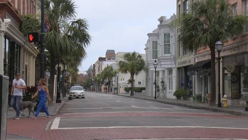 Folks all over the Lowcountry Sunday were enjoying their Father's Day festivities.