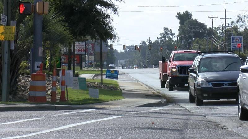 Project Manager Cal Oyer says Highway 78 is known to get congested, but they are expecting...