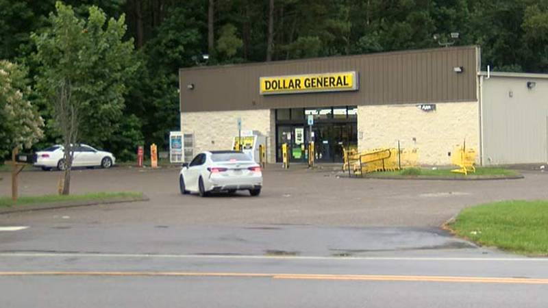 Deputies say the attack happened Monday afternoon at the Dollar General in the 2900 block of...