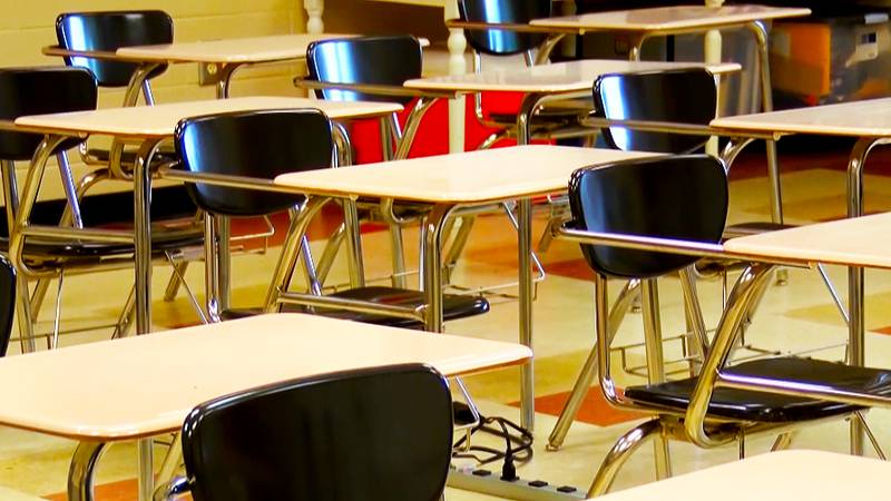 As of Wednesday, more than 500 Berkeley County students and 76 staff members had tested...