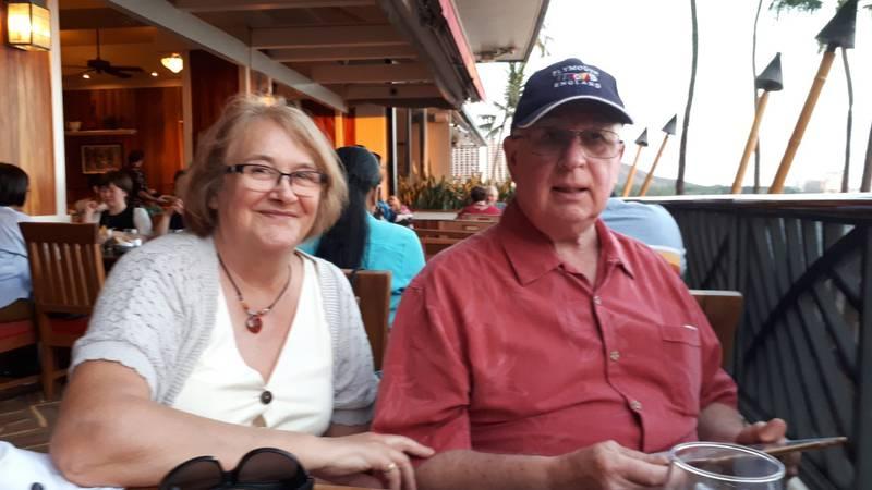 Karen and Paul Greenslade both tested positive for coronavirus. Karen was cleared but Paul's...
