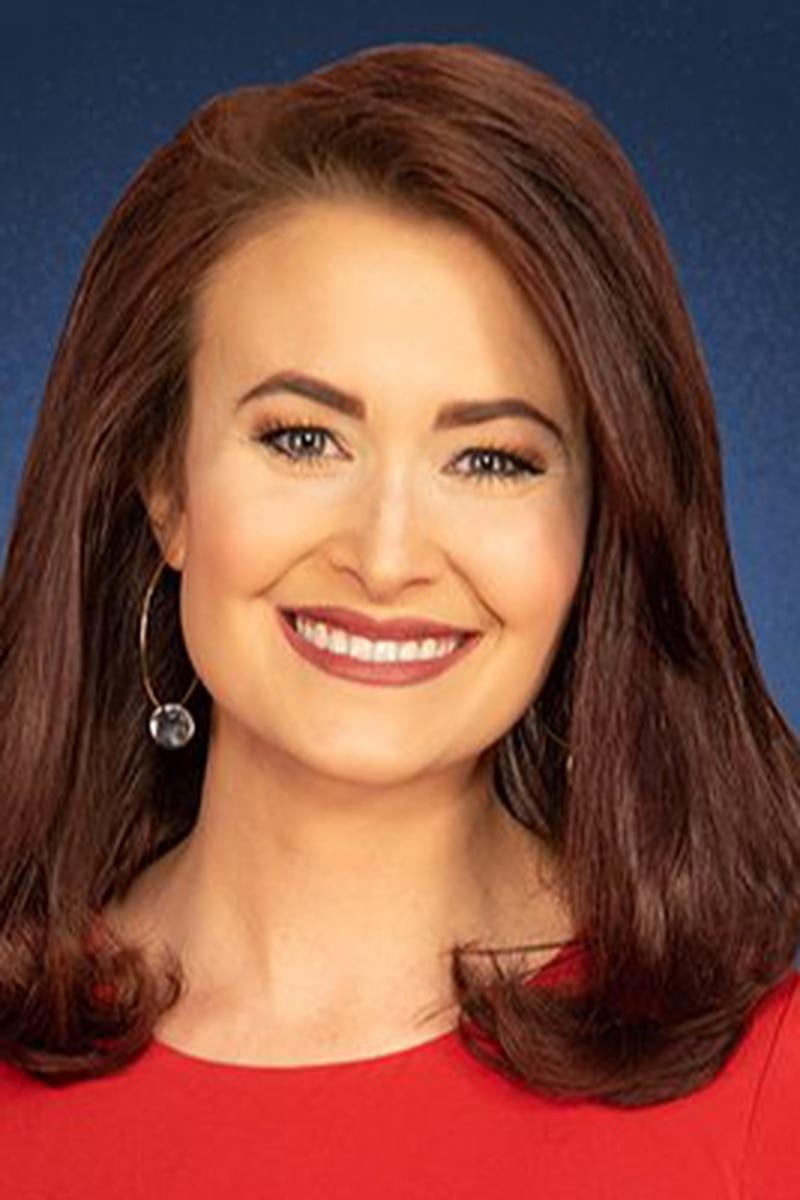 Headshot of Stephanie Sine, Meteorologist