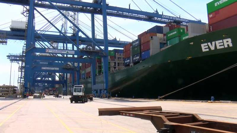 The head of the South Carolina Ports Authority will deliver the annual State of the Port...