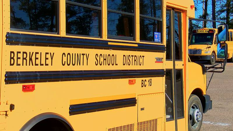 Two Berkeley County schools are operating virtually this week because of staffing concerns, the...