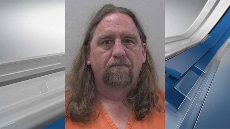 Donald Sadler, 47, was arrested March 4.