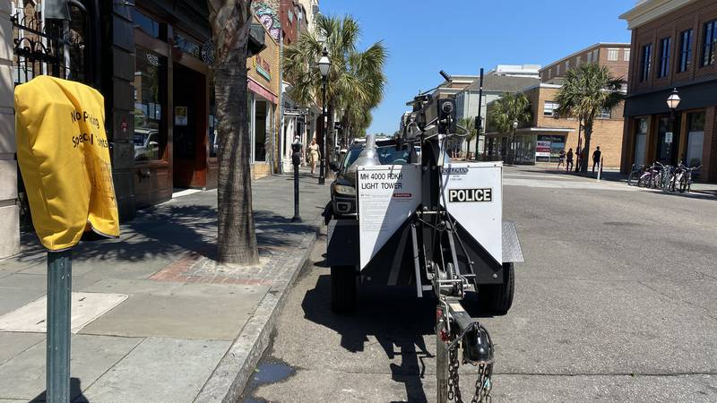 Business managers and owners along King Street say Charleston police and the mayor's office...