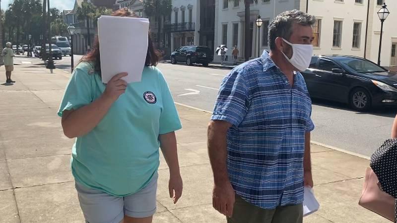 John Getsinger, Jr. and Stacie Hargis-Getsinger appeared in federal court on Tuesday in...