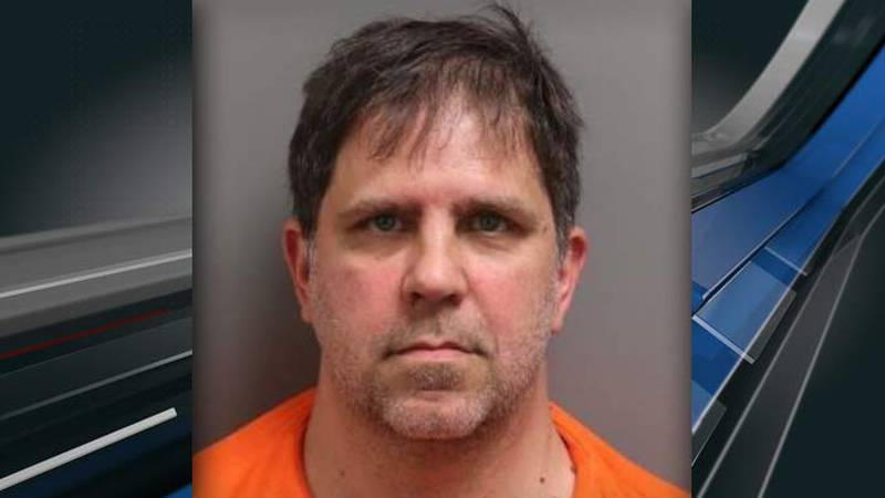 Authorities say 49-year-old Christopher Casner of Summerville was arrested on Wednesday and...