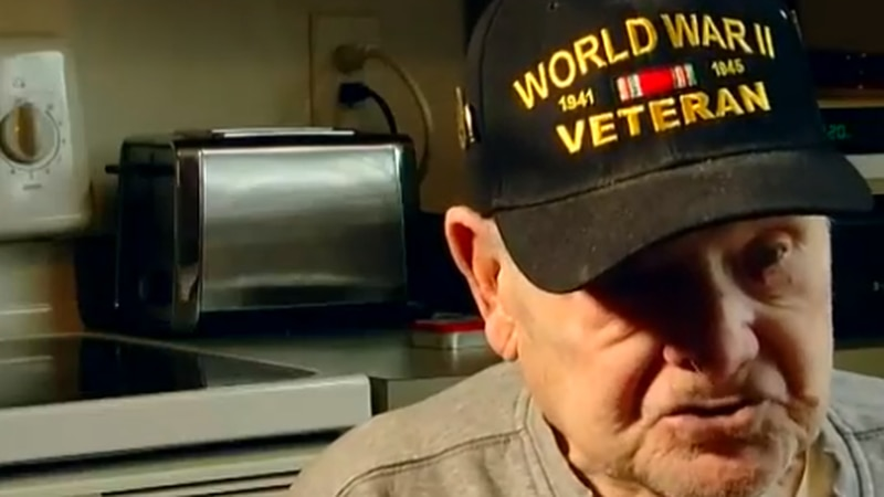 A Murrells Inlet resident and World War II veteran was honored with a parade on his 101st...