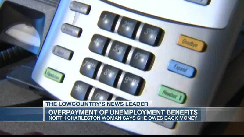 VIDEO: Unemployment benefit recipients asked to pay back funds after overpayment notices