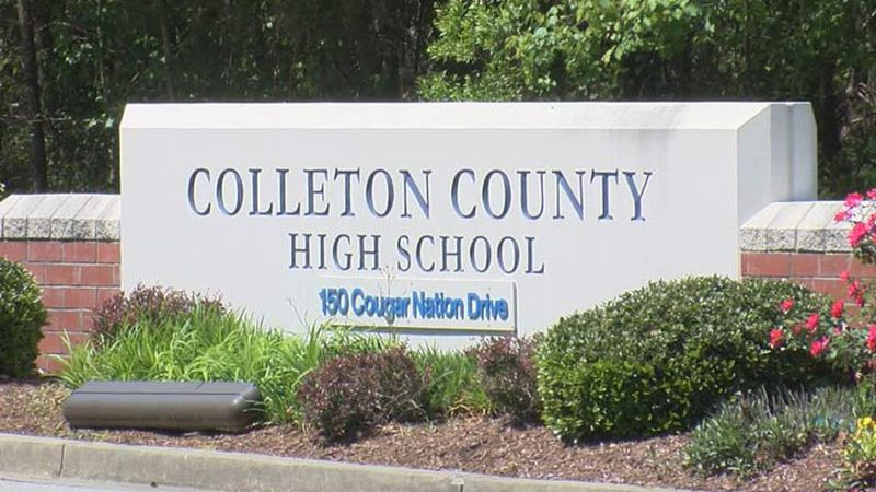 Colleton County Schools are back to face-to-face, five days a week, but many in virtual school...