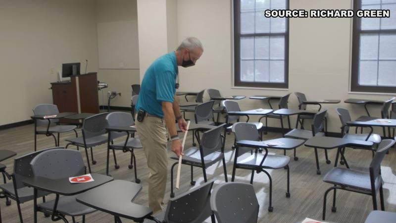 Coastal Carolina University countdown videos