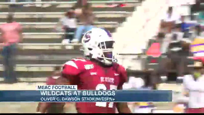 SC State opens big lead, holds off Bethune-Cookman 42-35