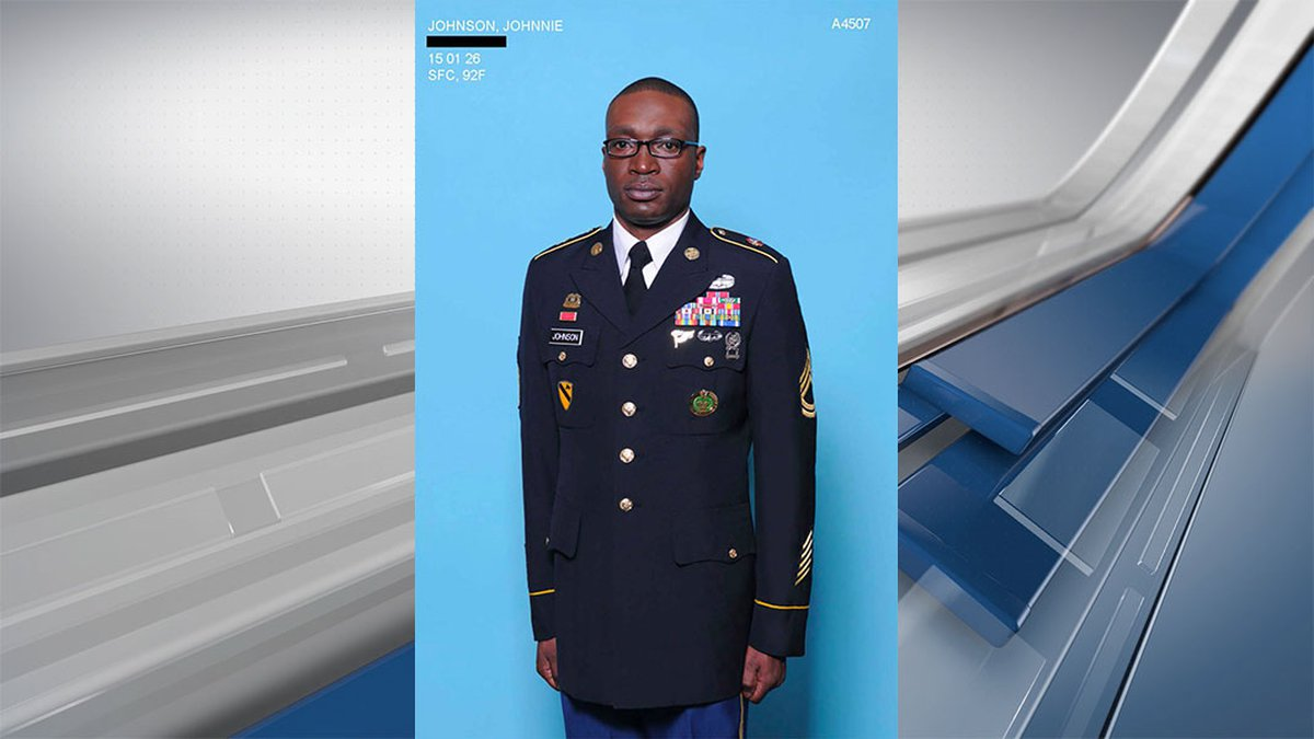 The family of Sgt. 1st Class Johnnie Johnson can now lay him to rest.