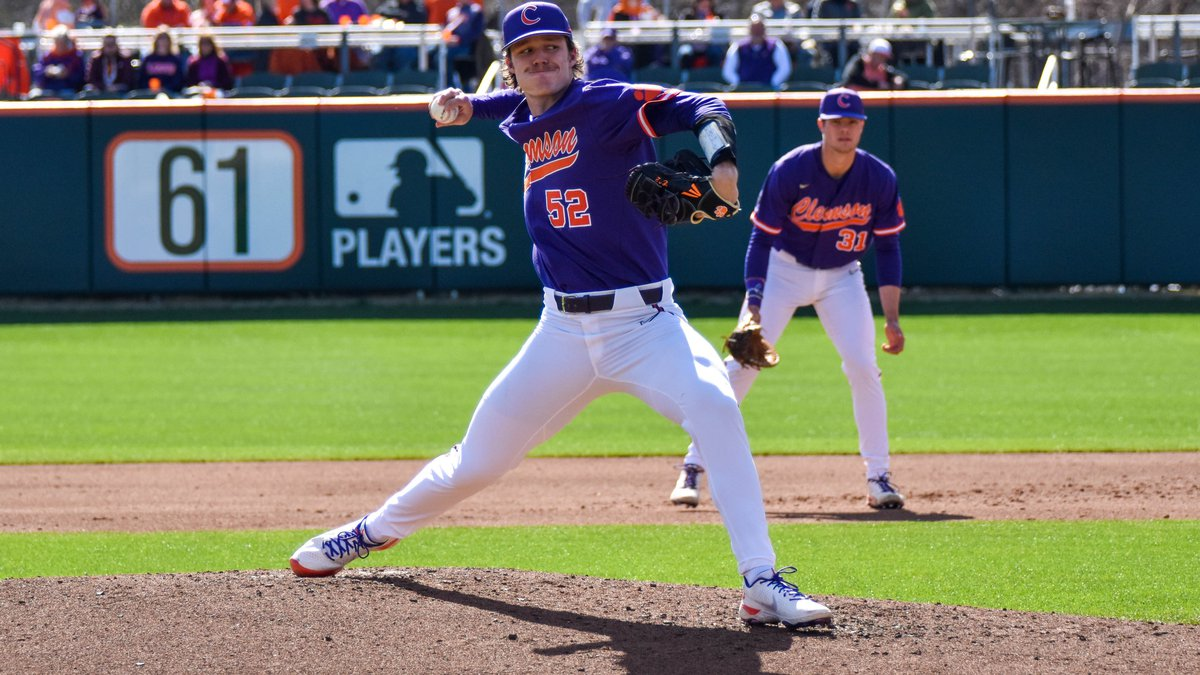 Clemson fell to 7-9 on the season with a loss to Virginia Tech