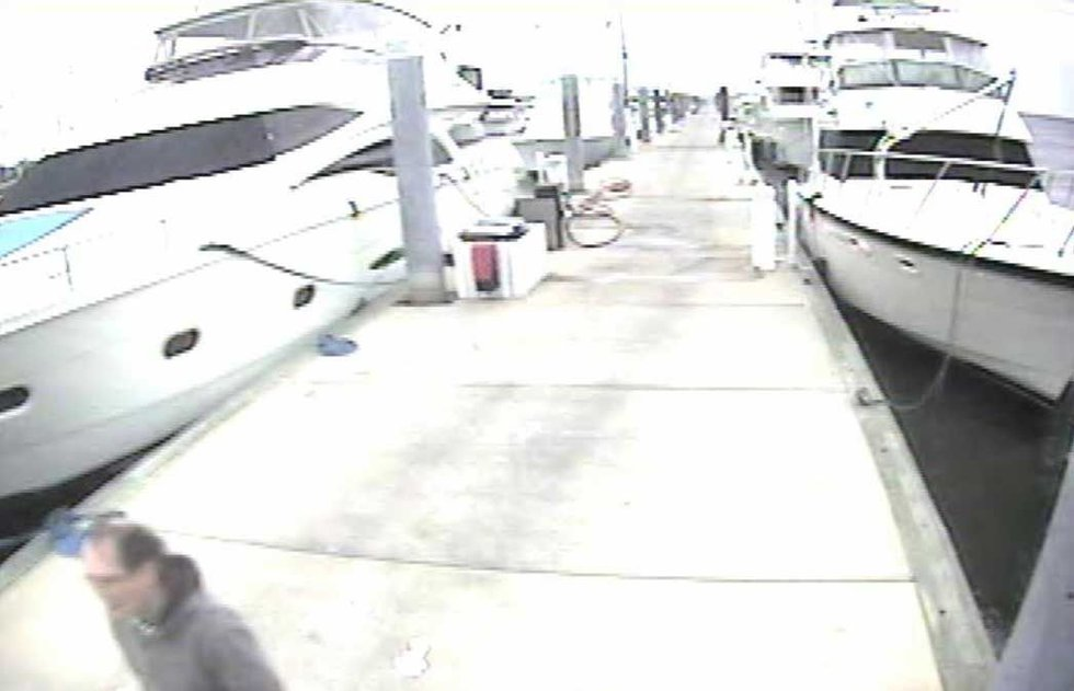 Picture taken of the American boat captain on Feb. 22, 2013.