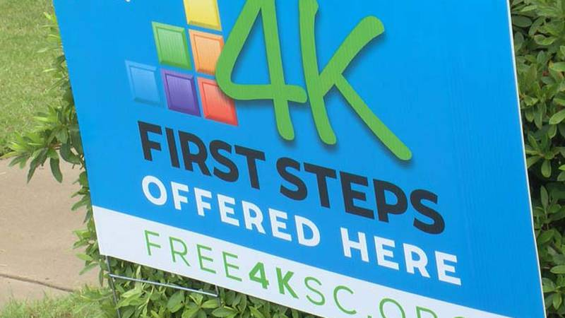 A $15 million expansion for First Steps 4K will allow the free Pre-K program to come to...