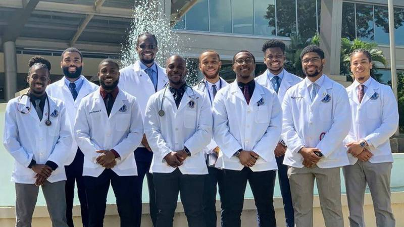 In 2019, Ozobu, along with two other students, started Black Male Doctors to help other black...