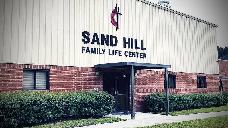 The Dorchester County Election Commission moved the Delemar polling place at Sand Hill United...