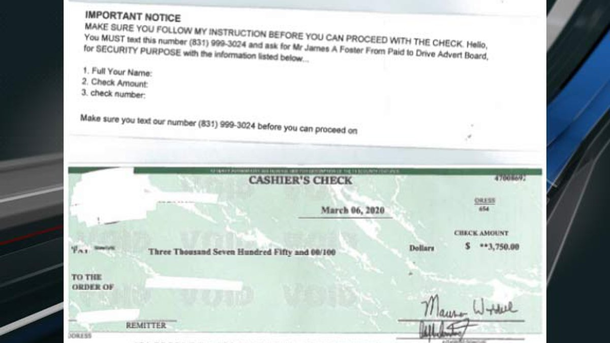 The Colleton County Sheriff's Office is warning residents about scammers handing out fraudulent...
