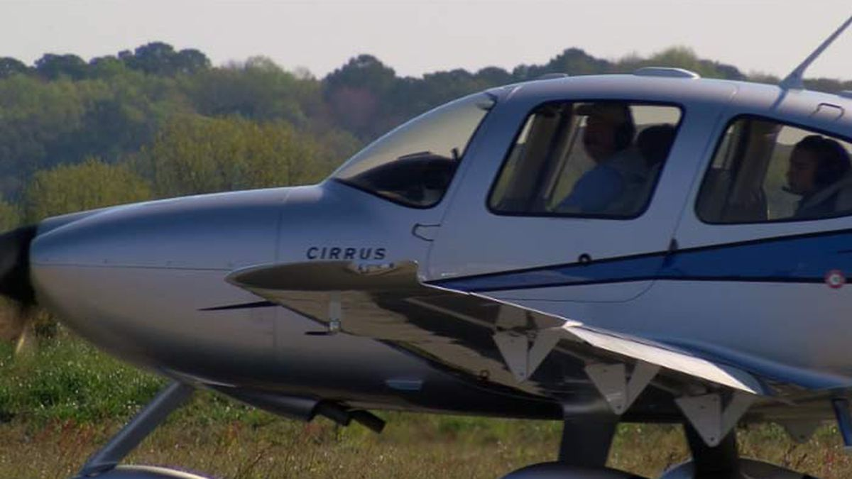 Live 5 Chief Meteorologist takes you to the airport to show you how planes fly in Thursday's...