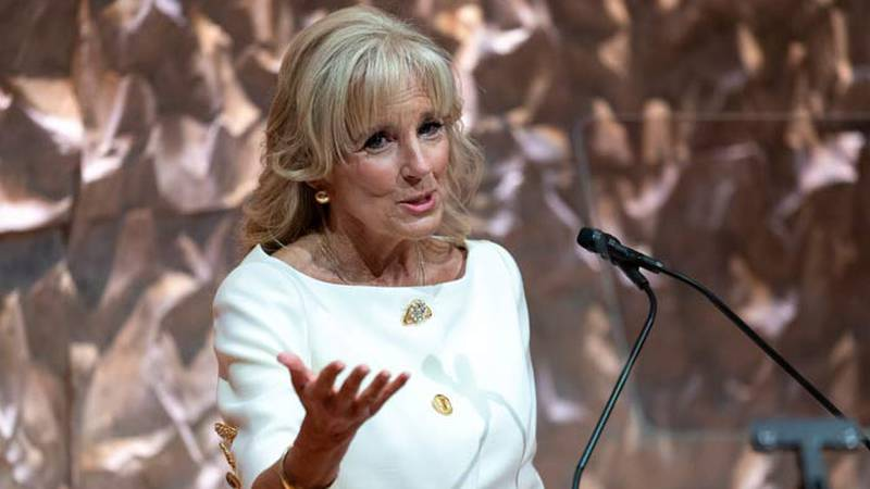 First lady Dr. Jill Biden will be visiting Joint Base Charleston Monday afternoon.  This comes...