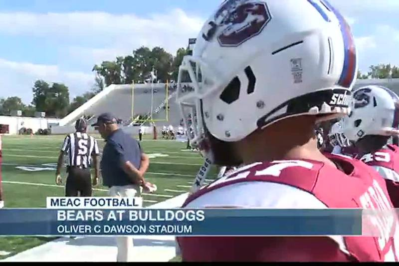 Fields, big-play defense lead SC State past Morgan State