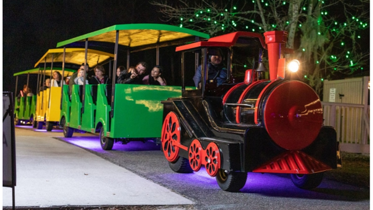 Who wants to work at one of the Lowcountry's most popular holiday attractions? The Holiday...