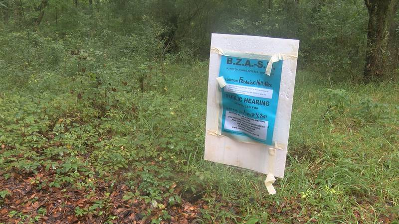 People across the Lowcountry are concerned about more than 70 grand trees that could be cut...