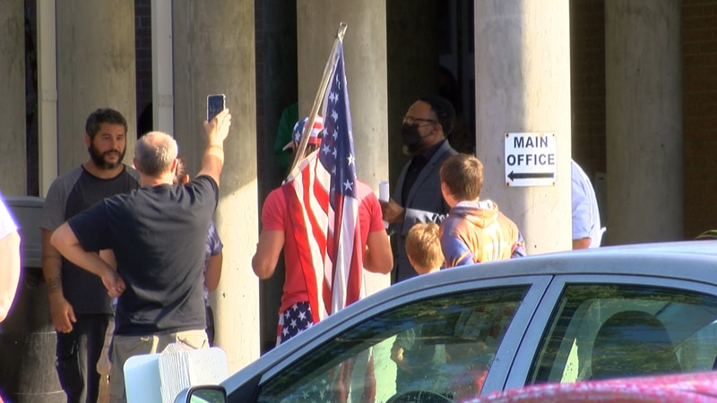 Charleston County schools deployed extra security staff this week as the district started to...