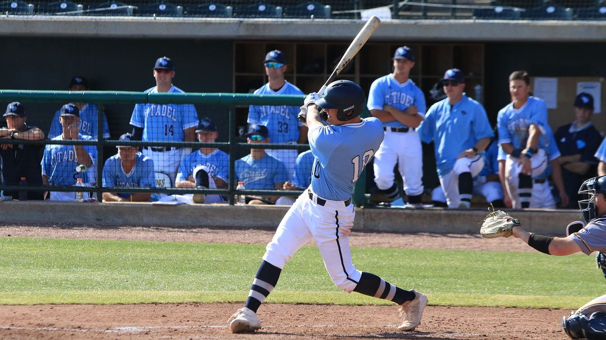 The Citadel baseball team rallied in the second game of the doubleheader to defeat ETSU and...
