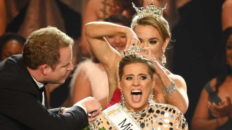 A woman from Bluffton has been crowned Miss South Carolina 2021.