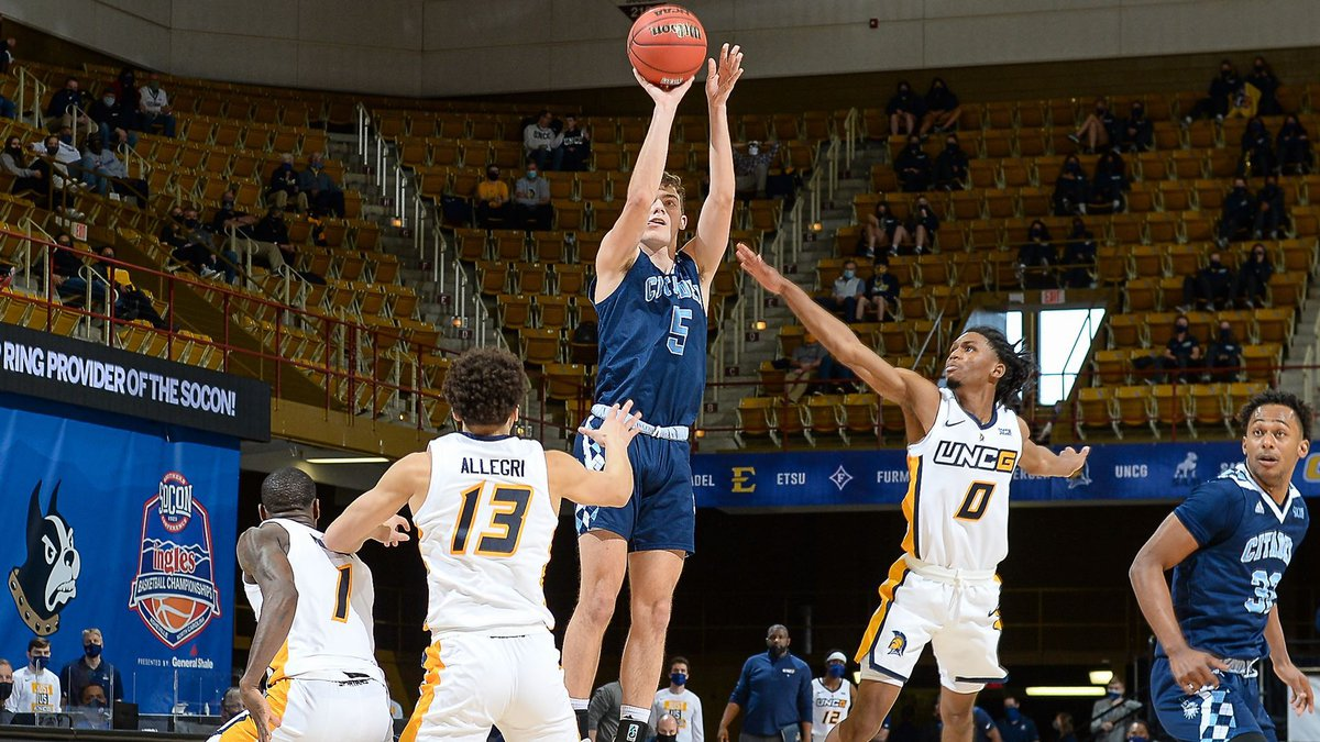 The Citadel's season came to an end on Saturday with a loss to top seed UNC Greensboro in the...