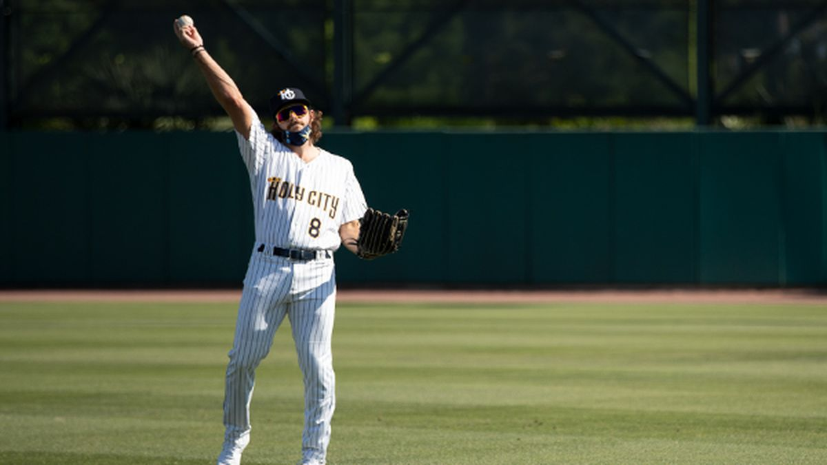 The Charleston RiverDogs completed a series sweep of the Fayetteville Woodpeckers with a 12-2...