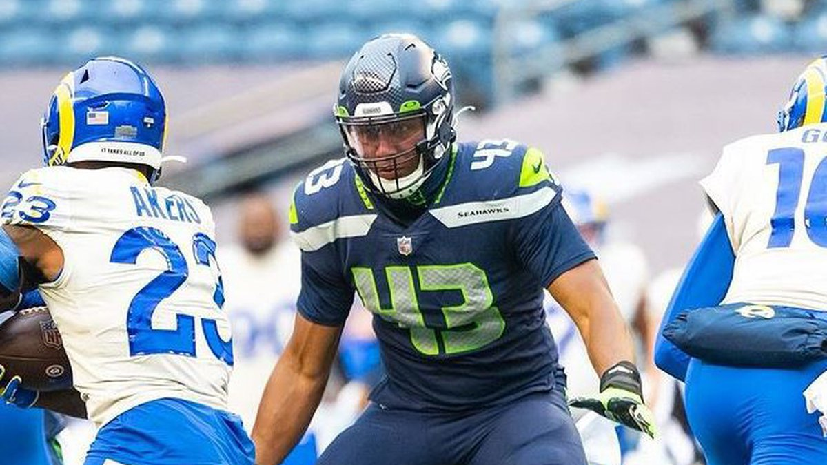 Ft. Dorchester alum Carlos Dunlap is expected to be released by the Seahawks this offseason