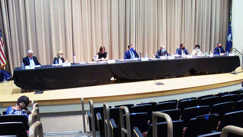 The South Carolina House of Representatives wrapped up its on-the-road redistricting...