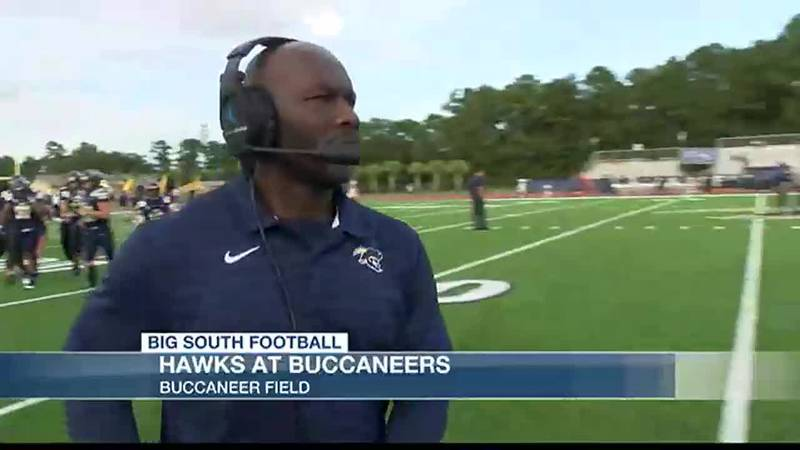CSU drops Big South opener to Monmouth 41-14