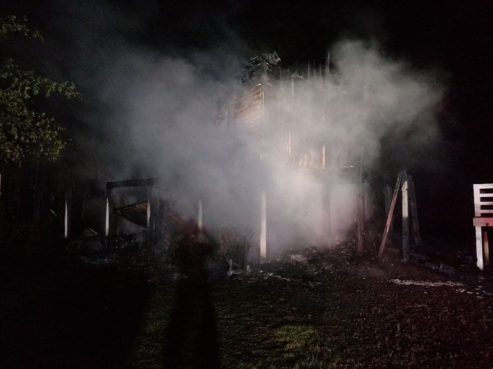 (Source: Awendaw-McClellanville Fire Department)