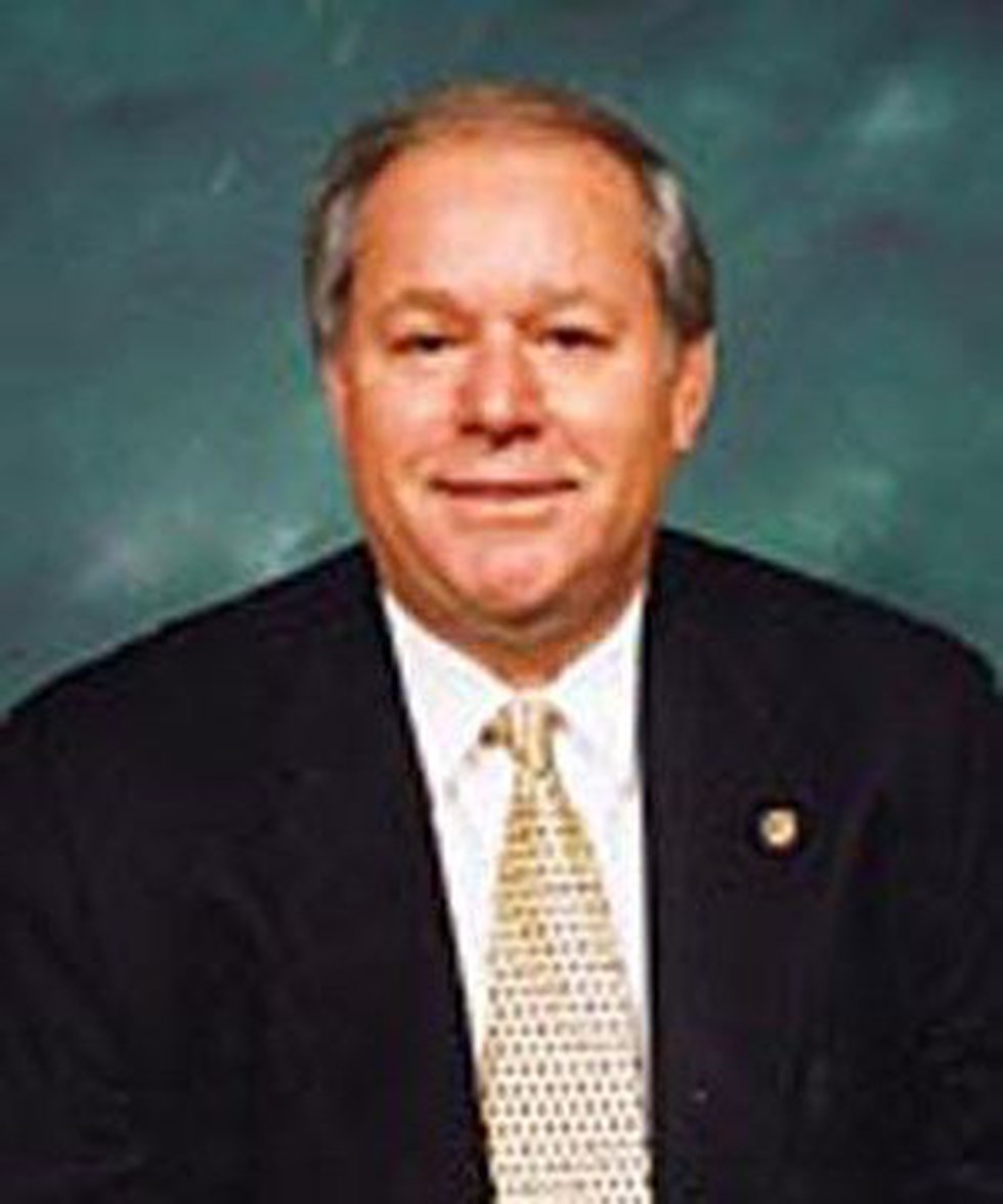 Ron Charlton (Source: Georgetown County)