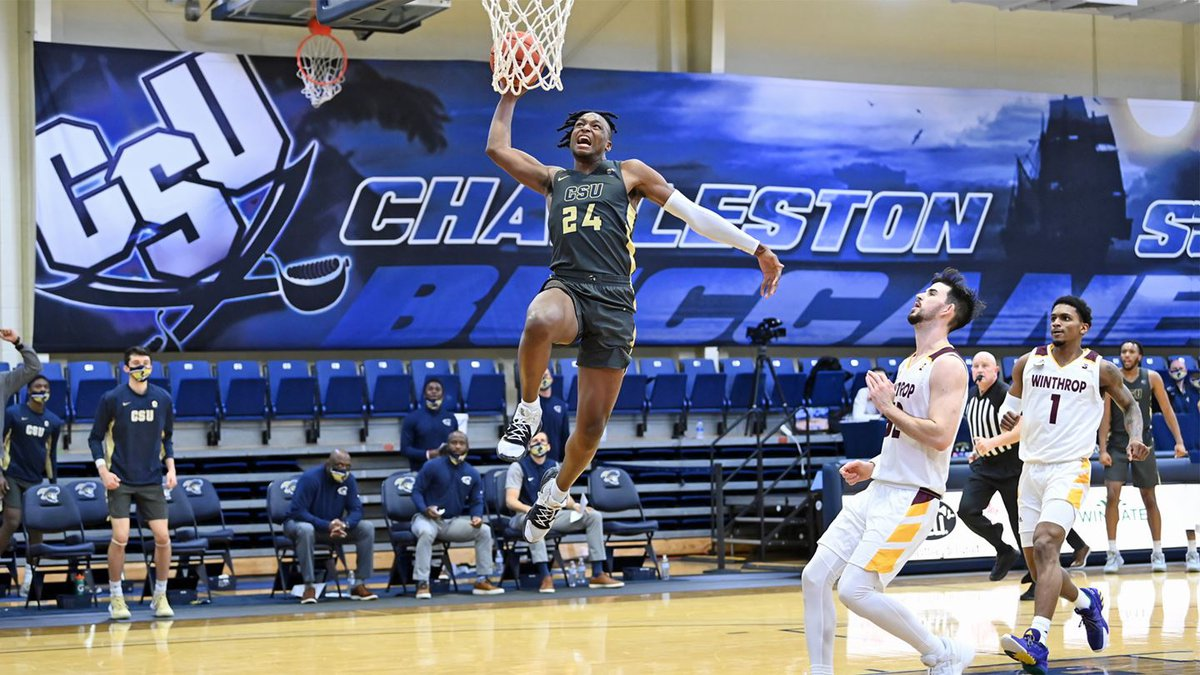 Fresh off more late-game heroics Friday night at High Point, Charleston Southern men's...