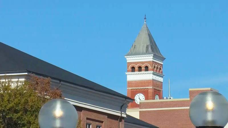 Clemson University will increase the number of students on campus in the spring semester and...