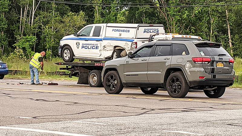 Emergency crews are responding to an accident involving injuries on College Park Road in...