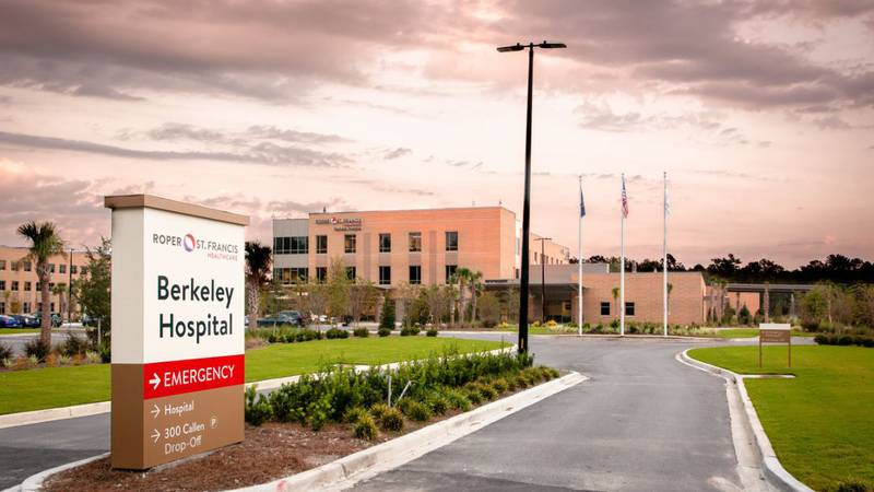 The new hospital in Berkeley County opens Friday