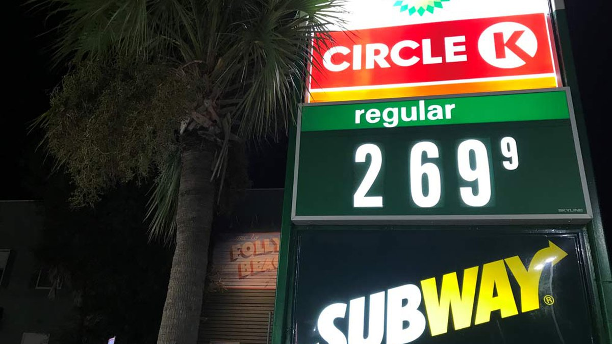 Folly Beach City Council is considering a ban on chain businesses, but existing chains in the...