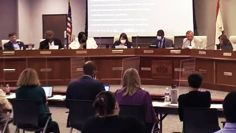 Berkeley County school board members say masks will remain optional in schools but say they are...