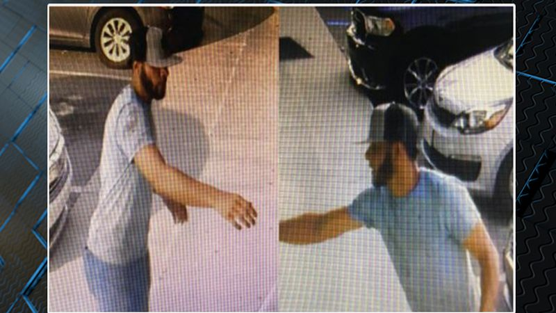 Deputies have released pictures of a man wanted for an attempted armed robbery and an assault...