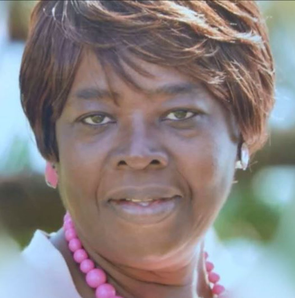 Irene Pressley was shot Monday in Andrews as she delivered mail.